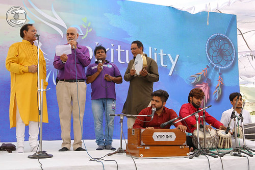 Devotional song by Jagat Geetkar and Saathi from Delhi