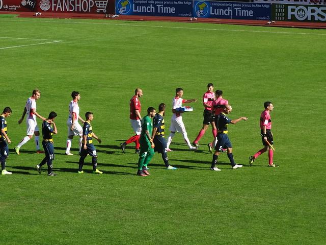 Südtirol - Santarcangelo 5-0