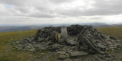 The Summit of Dreish(3,107ft), Angus Glens, Sep 2017