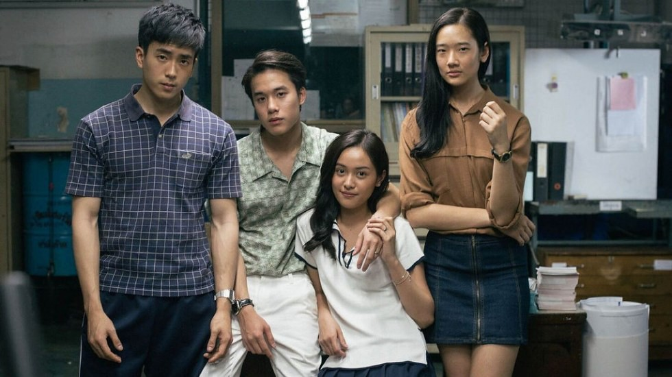 bad genius actors