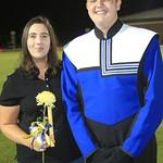 LHS Band, Sr. Recognition, 10-13