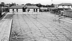 Dalby Olympic Swimming Pool, 20 October 1940