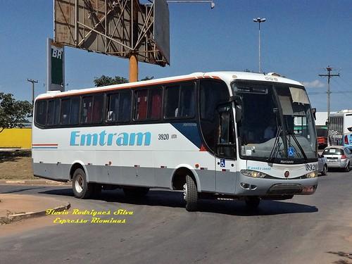 EMTRAM 3920 - BARRA DO R.GRANDE x BARREIRAS