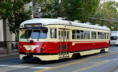 San Francisco's Antique Streetcars.