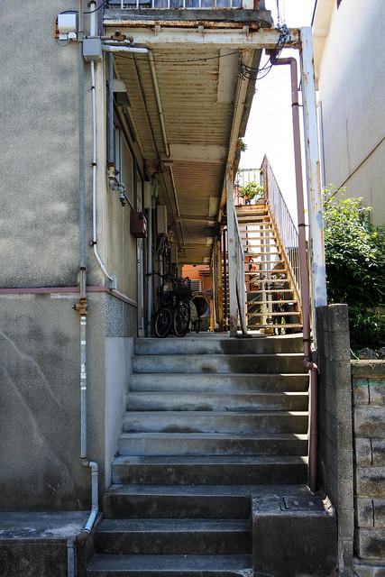 Stairs Stairs, Nikon 1 J5, 1 NIKKOR VR 6.7-13mm f/3.5-5.6