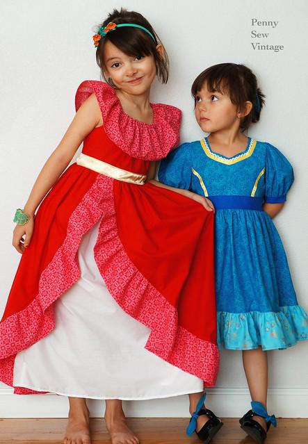 Elena and Isabel
