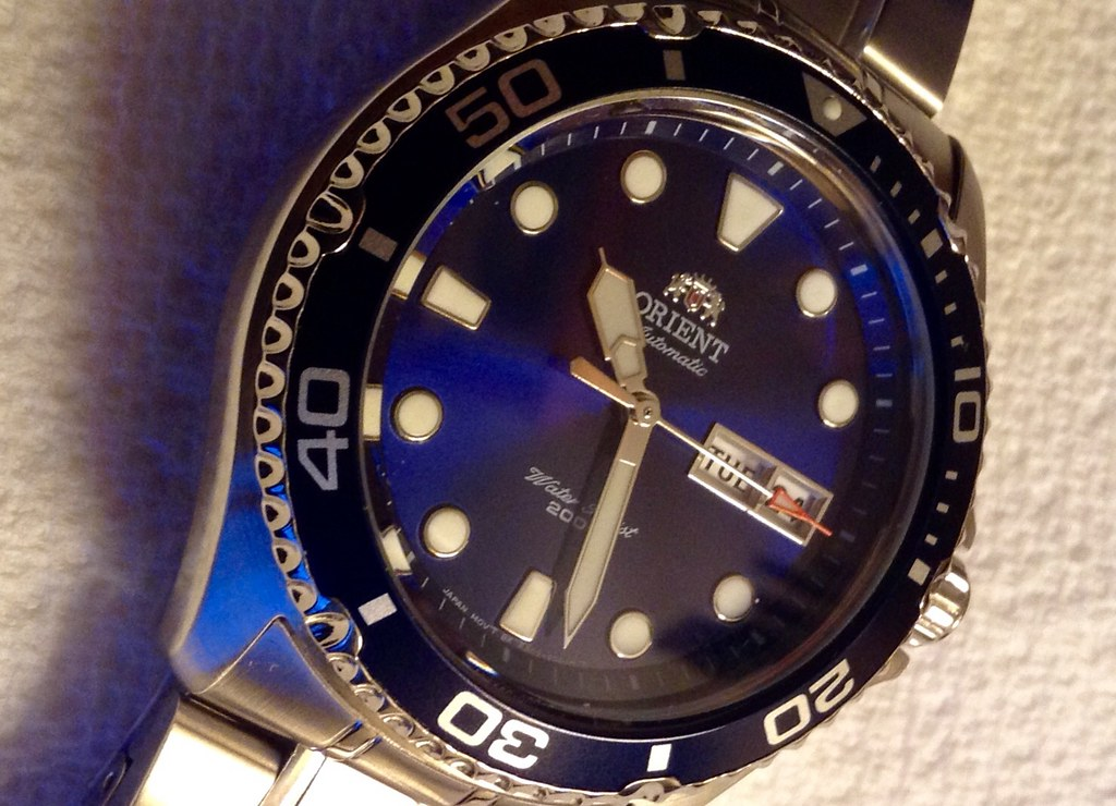 Orient Ray 2 - Japanese Watches - The Watch Forum
