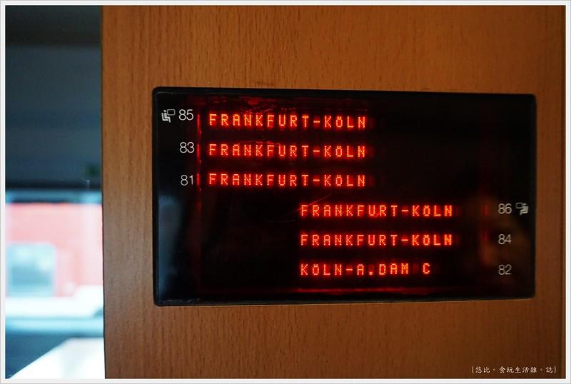 法蘭克福車站-ICE-3