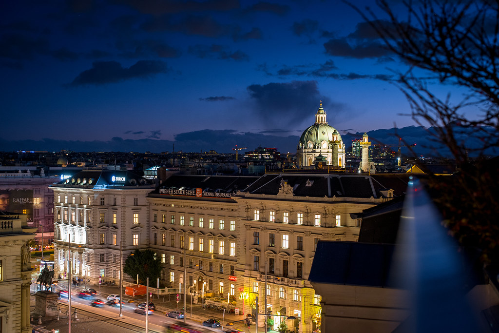 Wien Hotel Capricorno