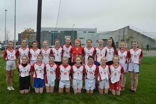 2017 Cork LGFA U13 Development Blitz