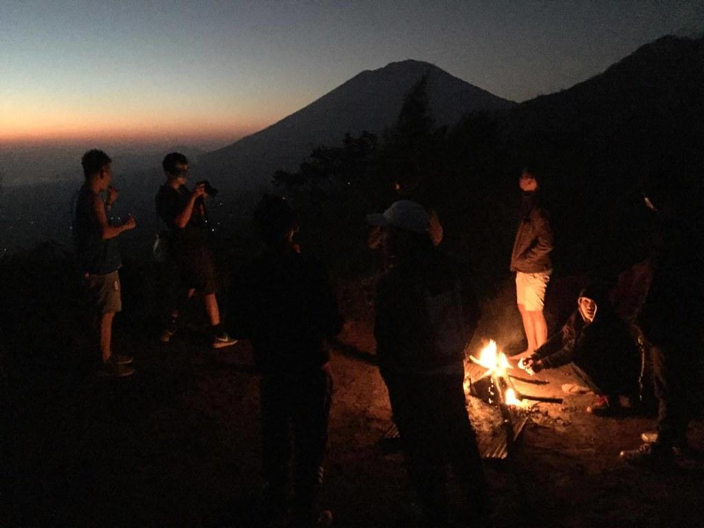 bali volcano batur 巴杜爾火山02