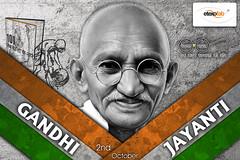 Gandhi Jayanti 2nd OCt
