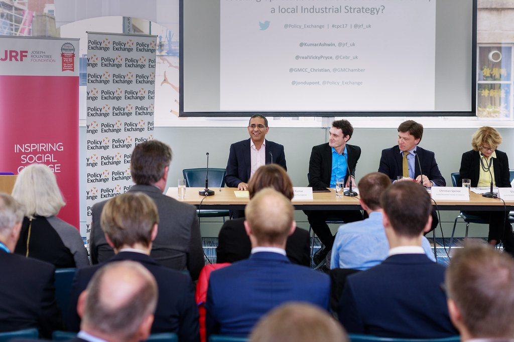 Catching Up: What can and can't be achieved by a local Industrial Strategy?