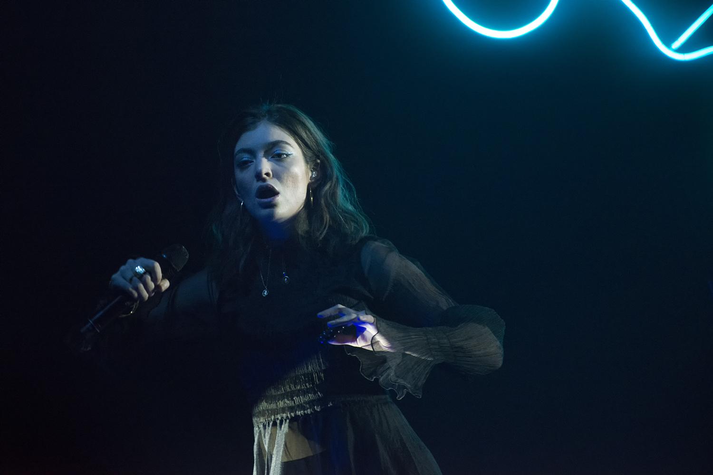 Lorde @ Lotto Arena 2017 (Nick De Baerdemaeker)