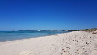 Gambar dari Platja de Es Trenc Es Trenc Beach.