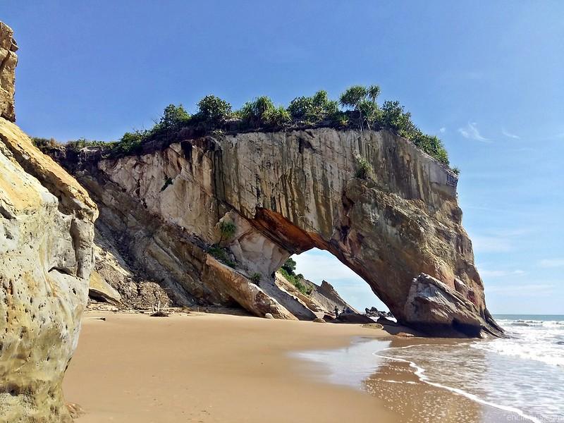 Tusan Cliff, Miri