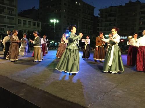 1η Πανελλήνια Συνάντηση Χορευτικών τμημάτων ΚΑΠΗ  ΠΑΤΡΑ 12,13,14 Ιουνίου 2017