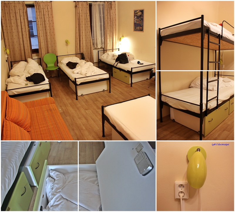 Travel-Prague-Praha-Hostel-Little Quarter-布拉格住宿-歐洲自助旅行 (9)