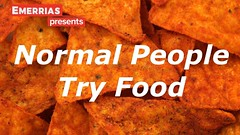 Normal People Try Food // BuzzFeed Parody