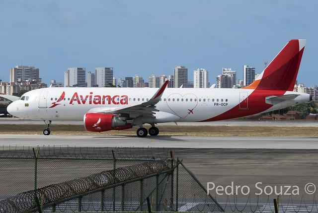 PR-OCP Airbus A320-214(WL) Avianca Brasil (#AviancaLover)