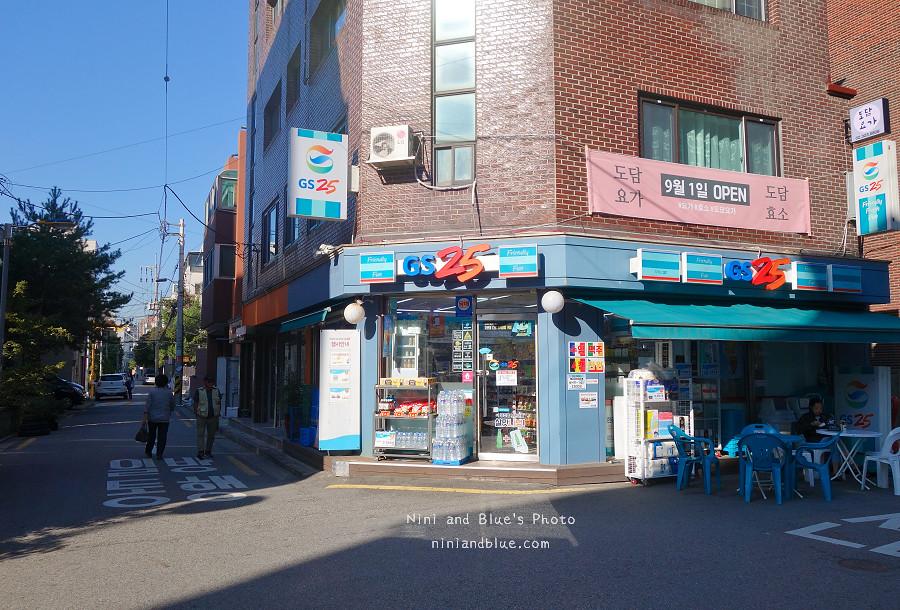 韓國首爾弘大住民宿most33