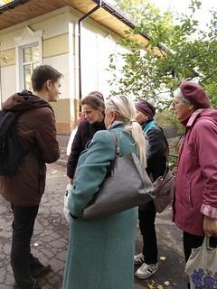 екскурсія «Відкриваю вікно у Пріорку». 17.10.17. ім. О. Гриблєдова