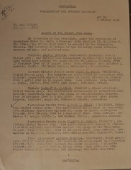 GENERAL ORDERS No.........330, 1 October 1945