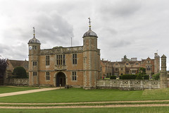 Charlecote Park grand 16th-century country house