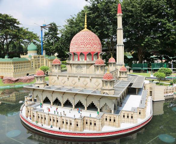 miniland legoland obiective turistice malaezia 2