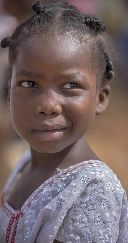 niger agadez girl