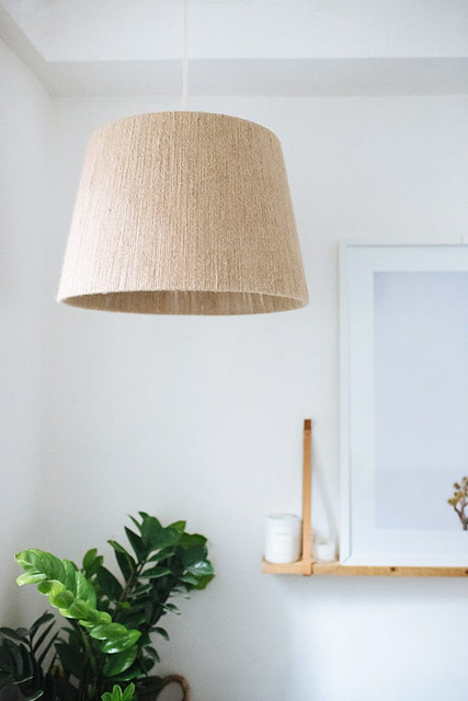 06 DIY Proyecto lámpara decoración