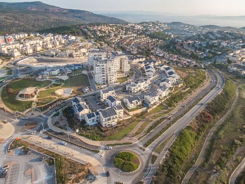 air city aerial yokneam יוקנעם yokneamillit northdistrict israel il