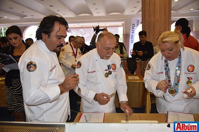 6. Alanya Belediyesi ve Altın Kepçe Uluslararası Yemek Yarışması başladı-7