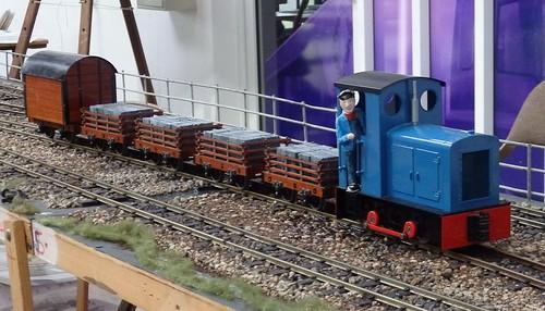 Blue diesel