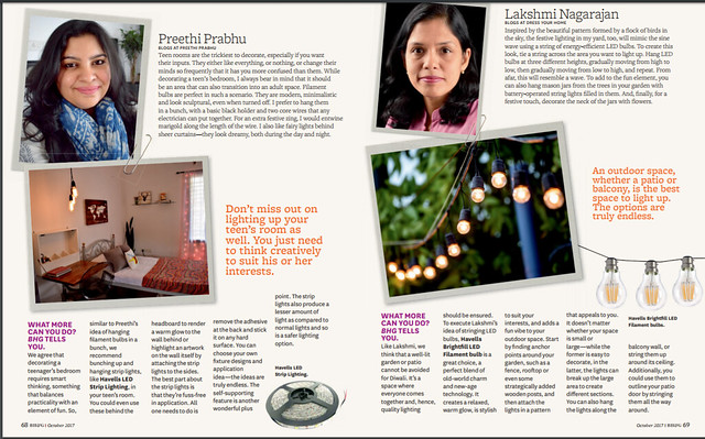 I'm Featured in This Month's Better Homes and Gardens Magazine