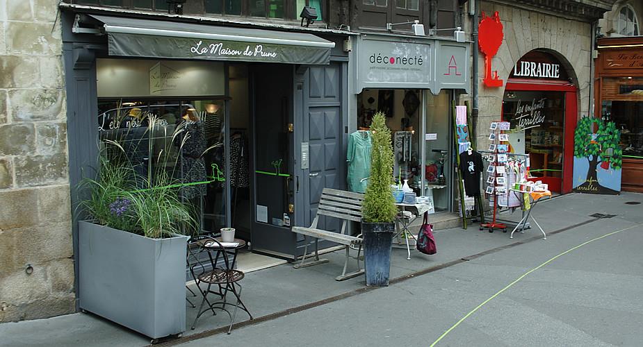 Gratis bezienswaardigheden Nantes, Frankrijk: La Ligne Verte | Mooistestedentrips.nl