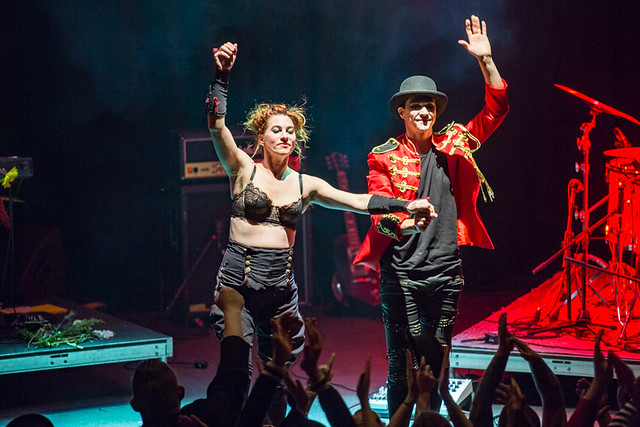Dresden Dolls @ 930Club, Washington DC, 10/31/2017
