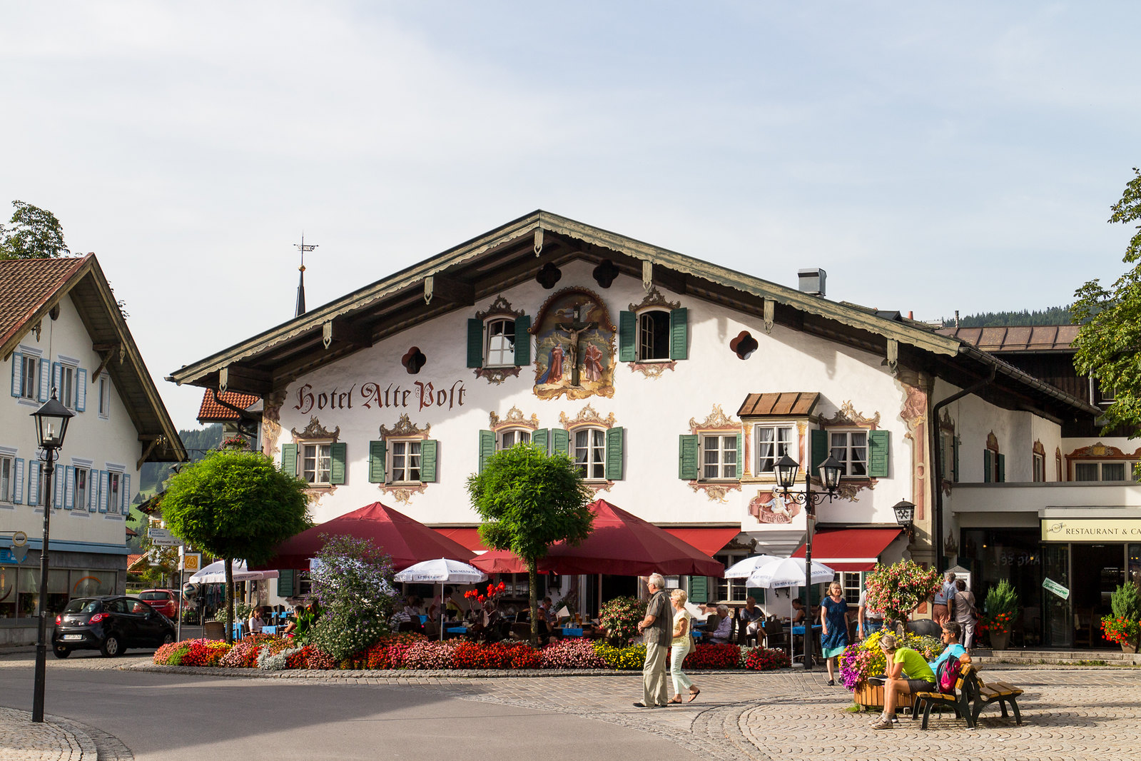 Oberammergau & Grossglockner-2