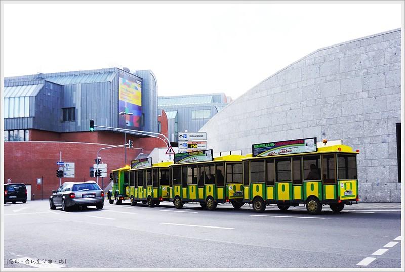 科隆大教堂-4-觀光列車