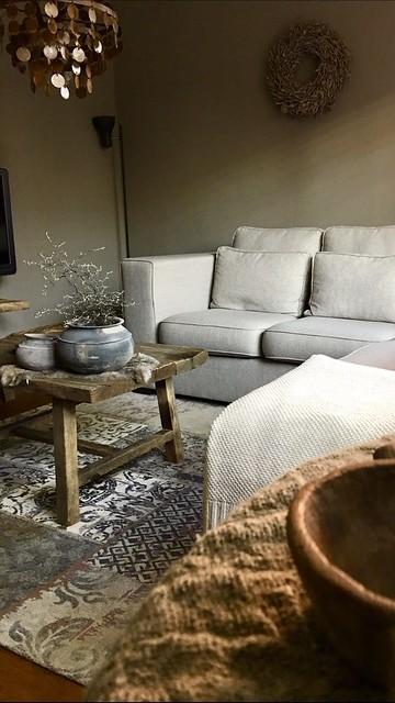 Sober interieur