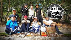 Law Of The Jungle Ep.287