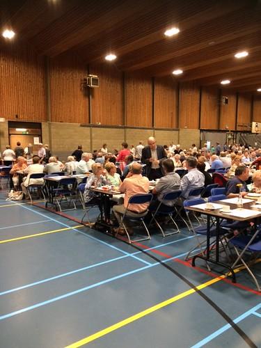 ontbijt van de burgemeester CD&V Hoegaarden