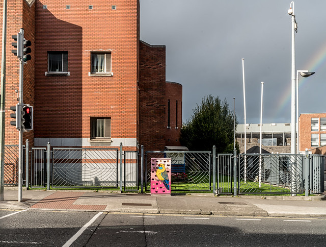 Photo:LUCKY COOKIE BY CHRIS CRAIG [ DUBLIN CANVAS PROGRAMME ]-132980 By infomatique