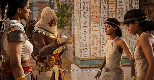 Assassin's Creed Origins PC Specs