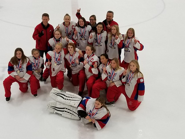 Oct 9, 2017 - Turkey Ring St. Albert - U14AA wins Gold