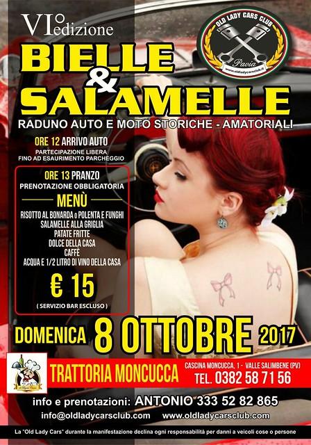 Bielle e Salamelle 2017 Oldladycarsclub