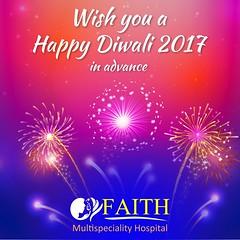 Wish you a Happy Diwali in Advance!!