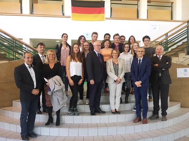 Lancement de l'Année de l'Allemagne dans l'académie de Lyon