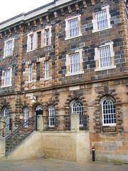 Crumlin road Gaol / Prison Belfast, Northern Ireland