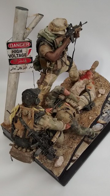 """""""Cover me Bro...!!!"""" US Green Berets in Iraq 2003 37089349214_18171444fd_z"""